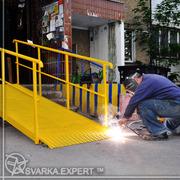 Металлические пандусы Киев