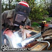 Сварочные работы с генератором в Киеве и обл.